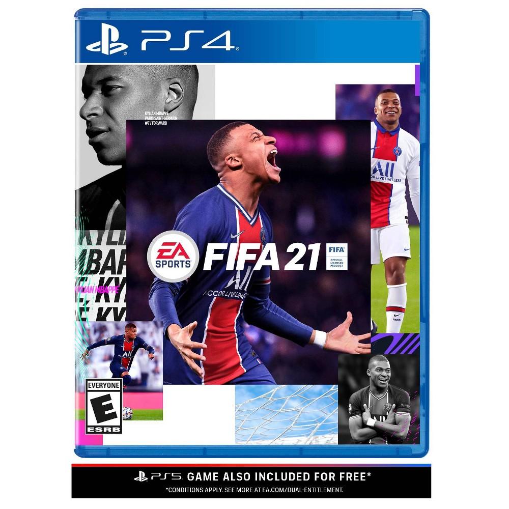 FIFA 21 - PlayStation 4/5