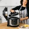 Ninja Foodi 8qt. 9-in-1 Deluxe XL Pressure Cooker & Air Fryer Stainless Steel FD401 - image 3 of 4