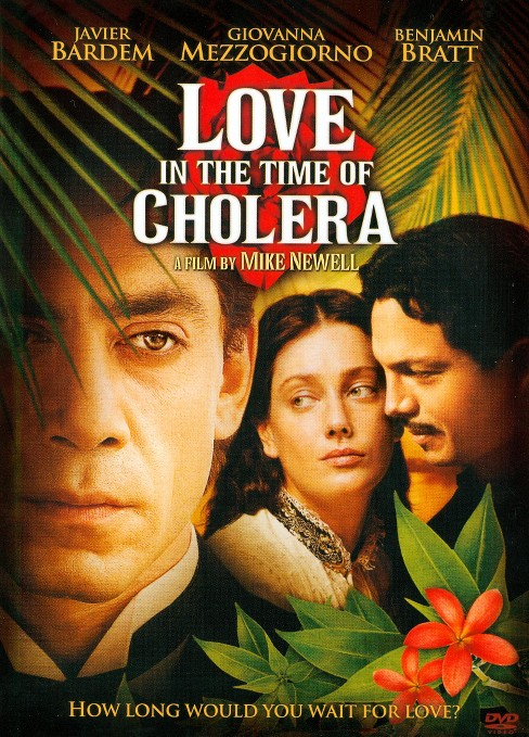 Love in the Time of Cholera (dvd_video) - image 1 of 1