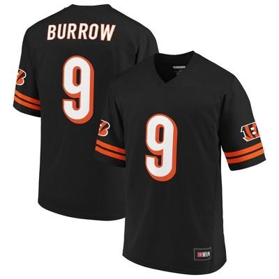 NFL Cincinnati Bengals Joe Burrow Men's Short Sleeve Jersey