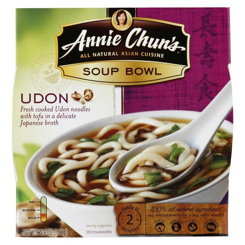 Annie Chun's Soup Bowl Udon 5.9 oz - image 1 of 1