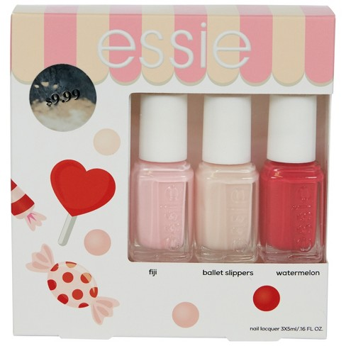 essie Nail Polish Mini Trio Kit - Pinks - image 1 of 2