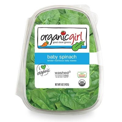 Organic Girl Baby Spinach - 5oz