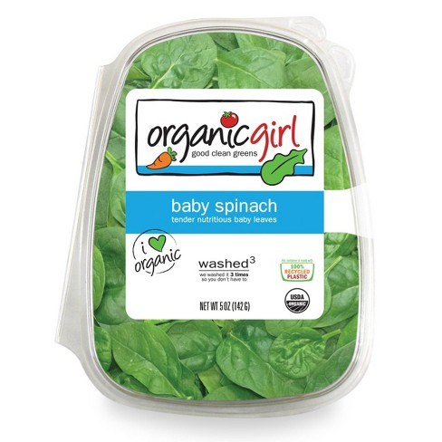 Organic Girl Baby Spinach - 5oz - image 1 of 4
