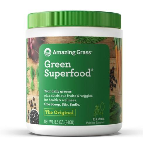 Amazing Grass Green Superfood Original 8 5oz Target