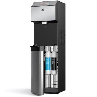 Avalon Electric Bottleless Water Cooler and Dispenser - Black