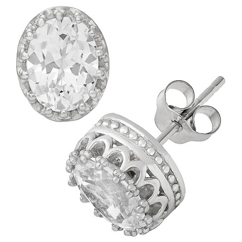 Fine Jewelry Earring White - image 1 of 1