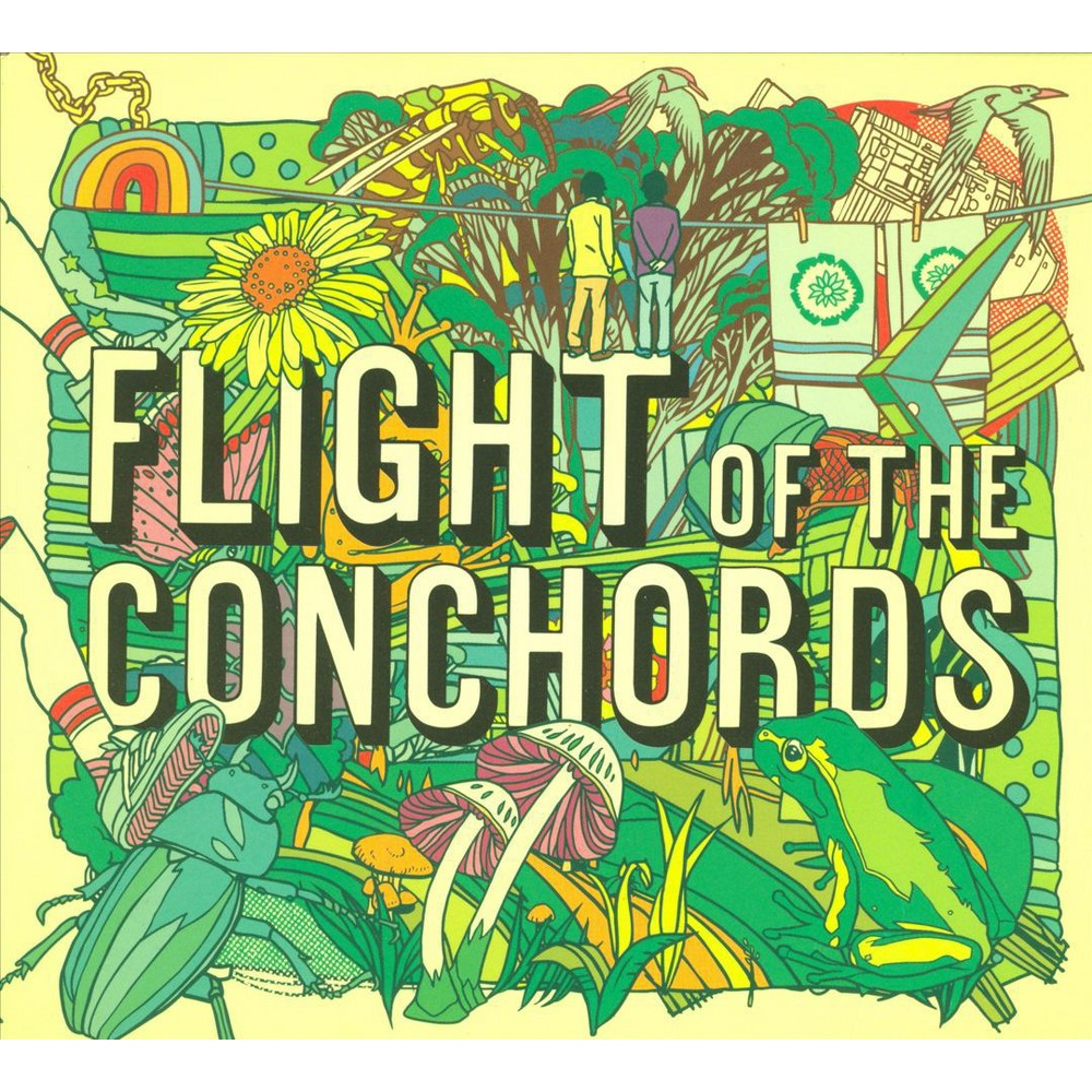 Flight Of The Conchords Flight Of The Conchords Cd