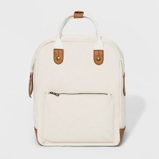 Square Backpack - Universal Thread™ Natural