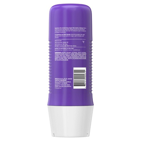 7e87d3a1bb3f Aussie Paraben-Free Miracle Moist 3 Minute Miracle with Avocado for Dry  Hair Repair - 8 fl oz