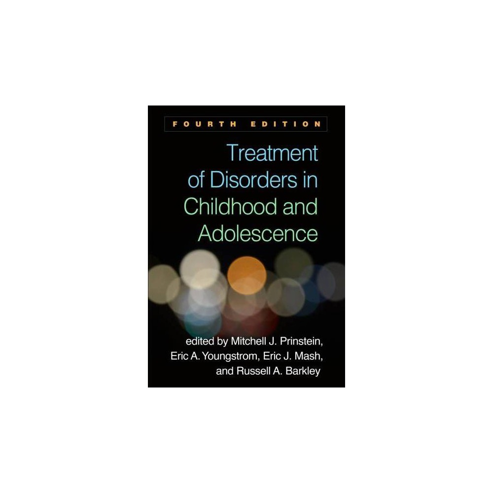 Treatment of Disorders in Childhood and Adolescence - 4 (Hardcover)