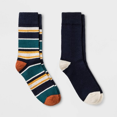 Men's Camp Socks 2pk - Goodfellow & Co™ - 10-13