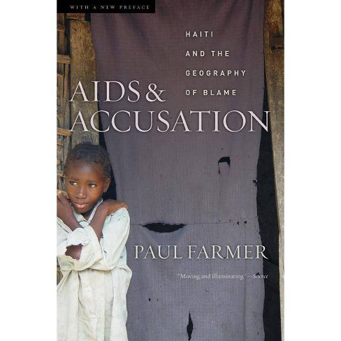 AIDS and Accusation - by  Paul Farmer (Paperback) - image 1 of 1