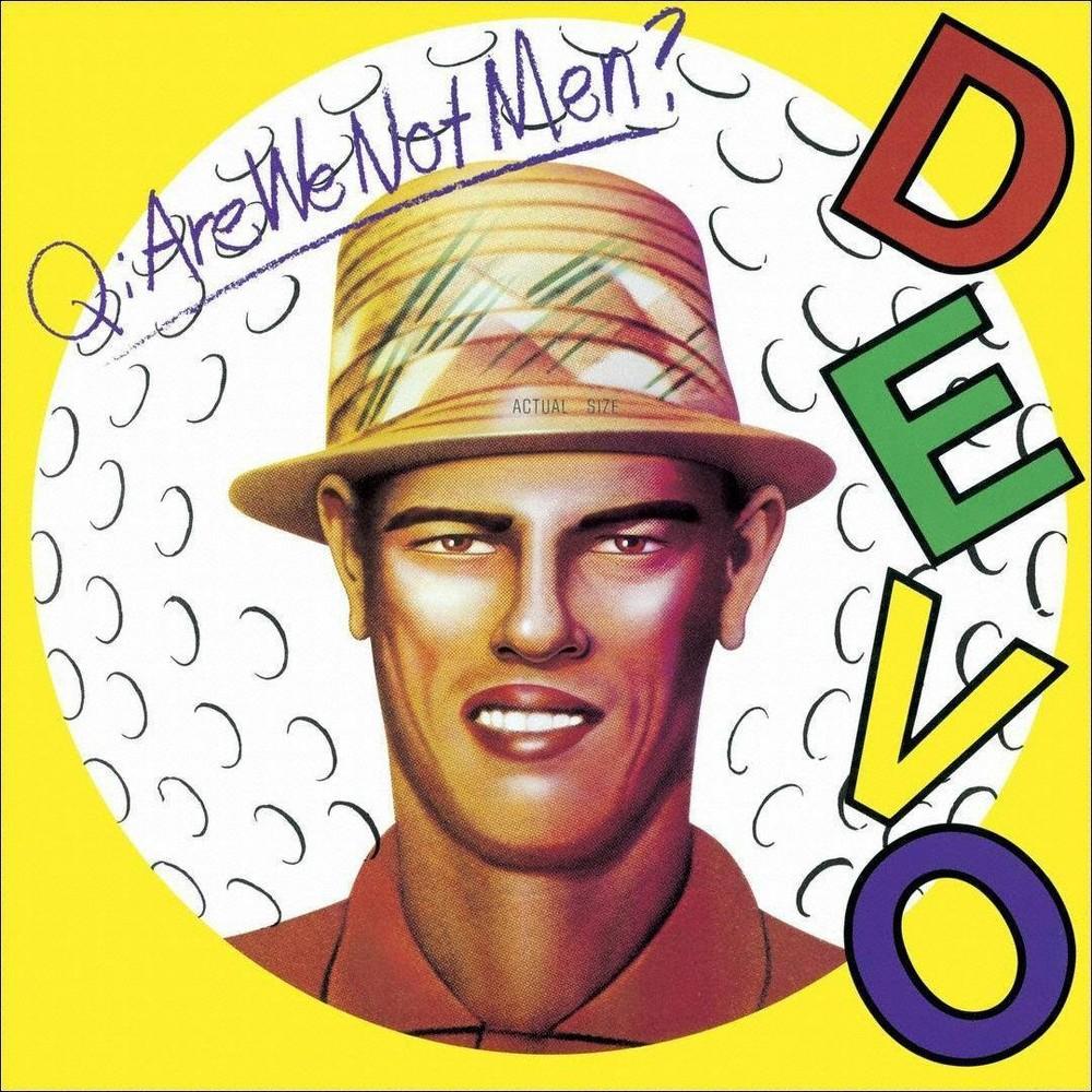 Devo - Q:Are We Not Men A We Are Devo (CD)