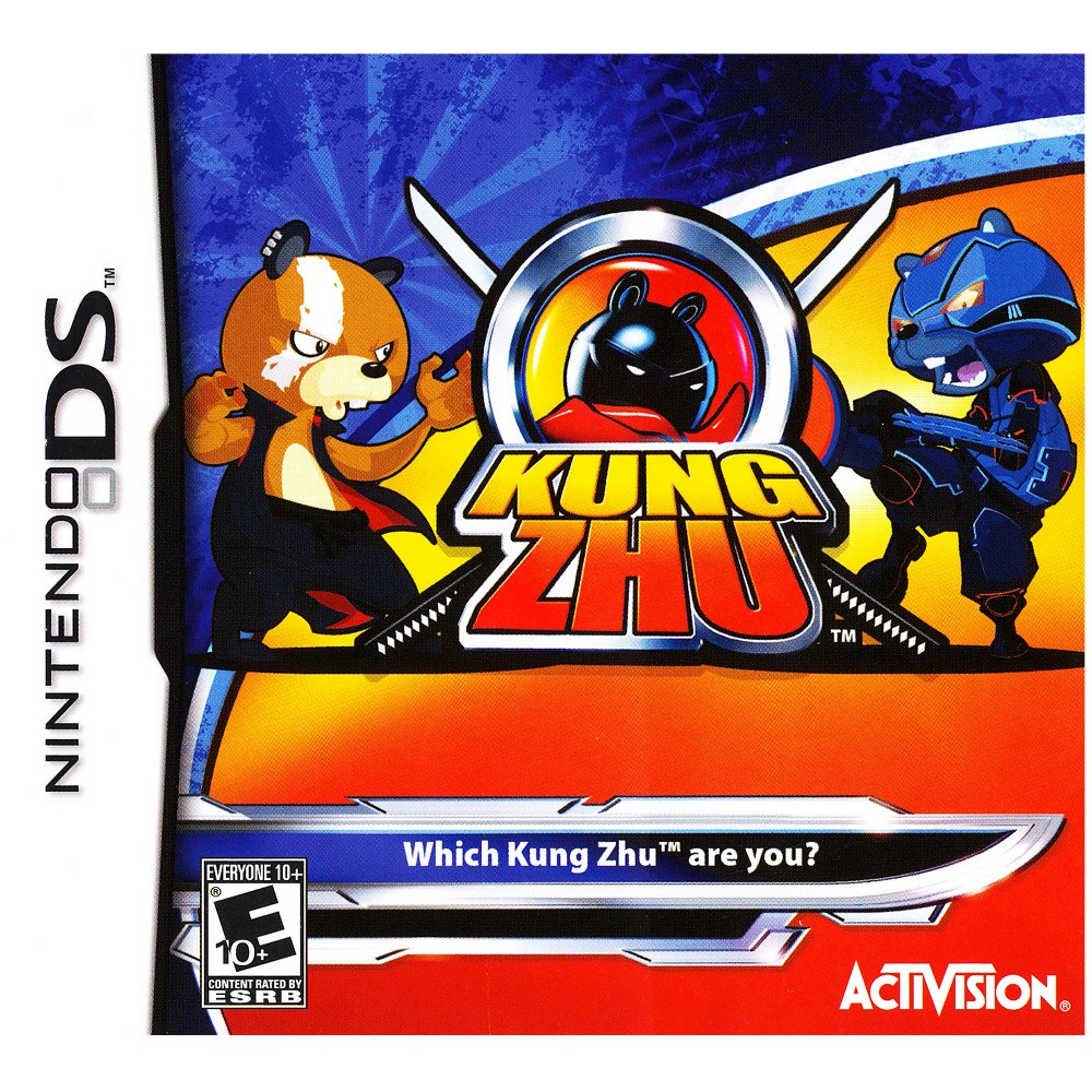 Kung Zhu Pre-Owned Nintendo DS