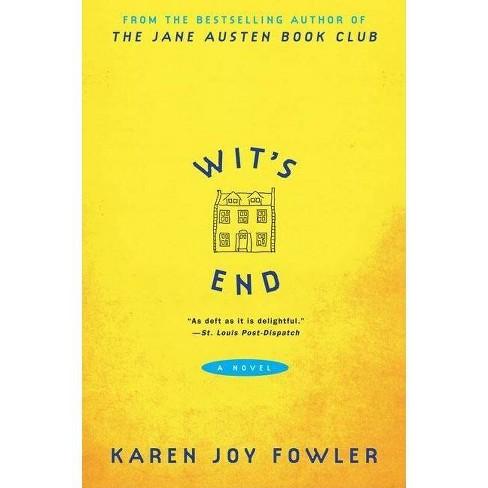 Wit's End - by  Karen Joy Fowler (Paperback) - image 1 of 1