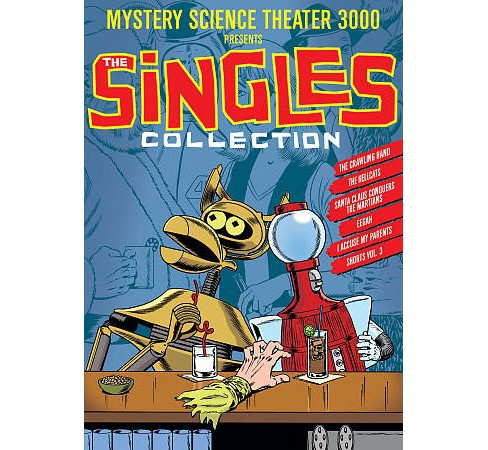 Mystery Science Theater 3000:Singles (DVD) - image 1 of 1
