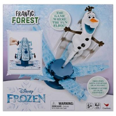 Disney Frozen Frantic Forest Game