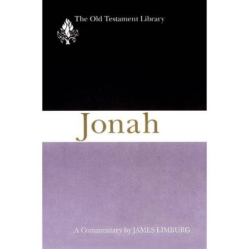 Jonah (1993) - (Old Testament Library) by  James Limburg (Hardcover) - image 1 of 1