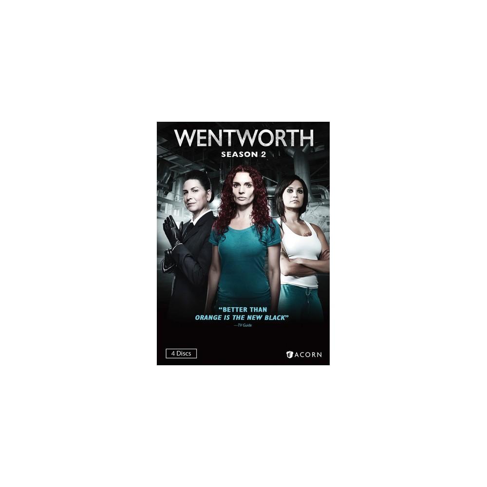 Wentworth:Season 2 (Dvd), Movies
