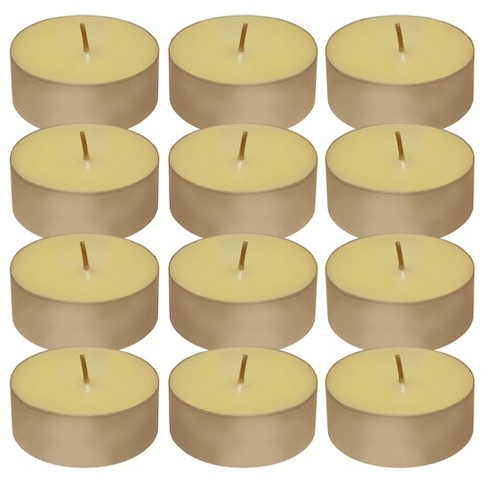 12ct Lumabase Extra Large Citronella Tea Light Candles - image 1 of 3