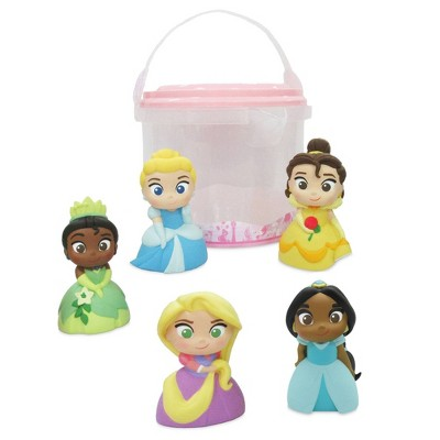 Disney Princess Bath Toy Set - Disney store
