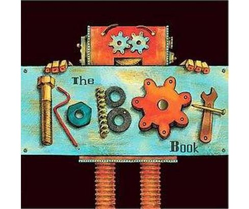 Robot Book (Hardcover) - image 1 of 1