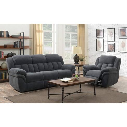 Celeste Motion Sofa And Recliner