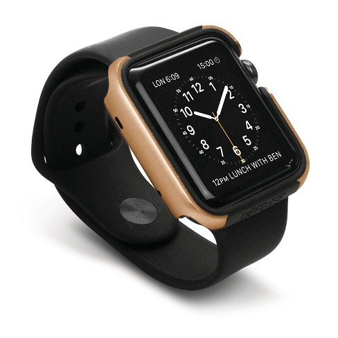 x doria defense watch  X-Doria Defense Edge For Apple Watch 38mm - Gold : Target