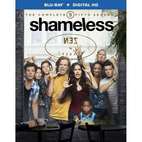 Shameless: The Complete Fifth Season (Blu-ray) - image 1 of 1