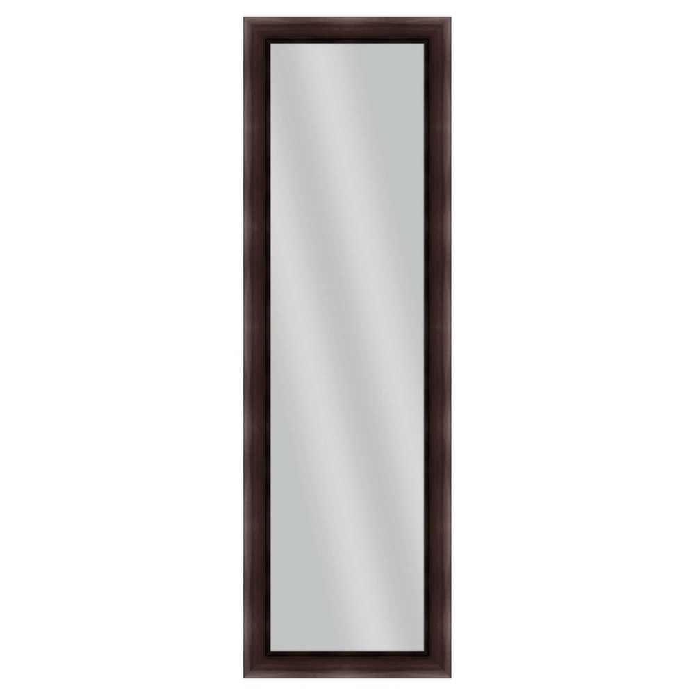 Floor Mirror Ptm Images Brown, Multi-Colored