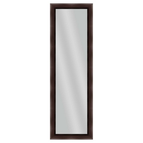 Floor Mirror PTM Images Brown - image 1 of 1