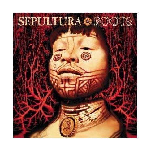 Sepultura - Roots (CD) - image 1 of 1