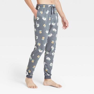 Men's Star Wars: The Mandalorian Pajama Pants - Gray