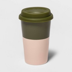 11oz Travel Mug with Lid