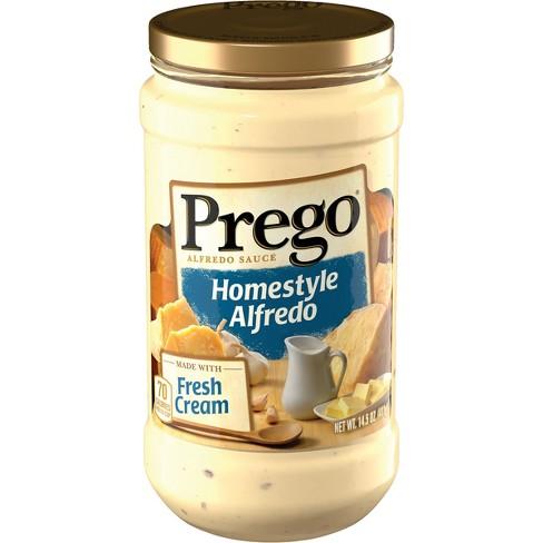 Prego Homestyle Alfredo Sauce 14.5 oz - image 1 of 4