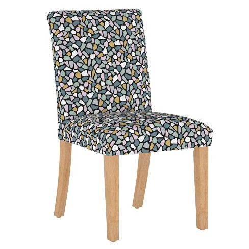 Dining Chair Bold Terrazzo Lavender - Cloth & Company - image 1 of 4
