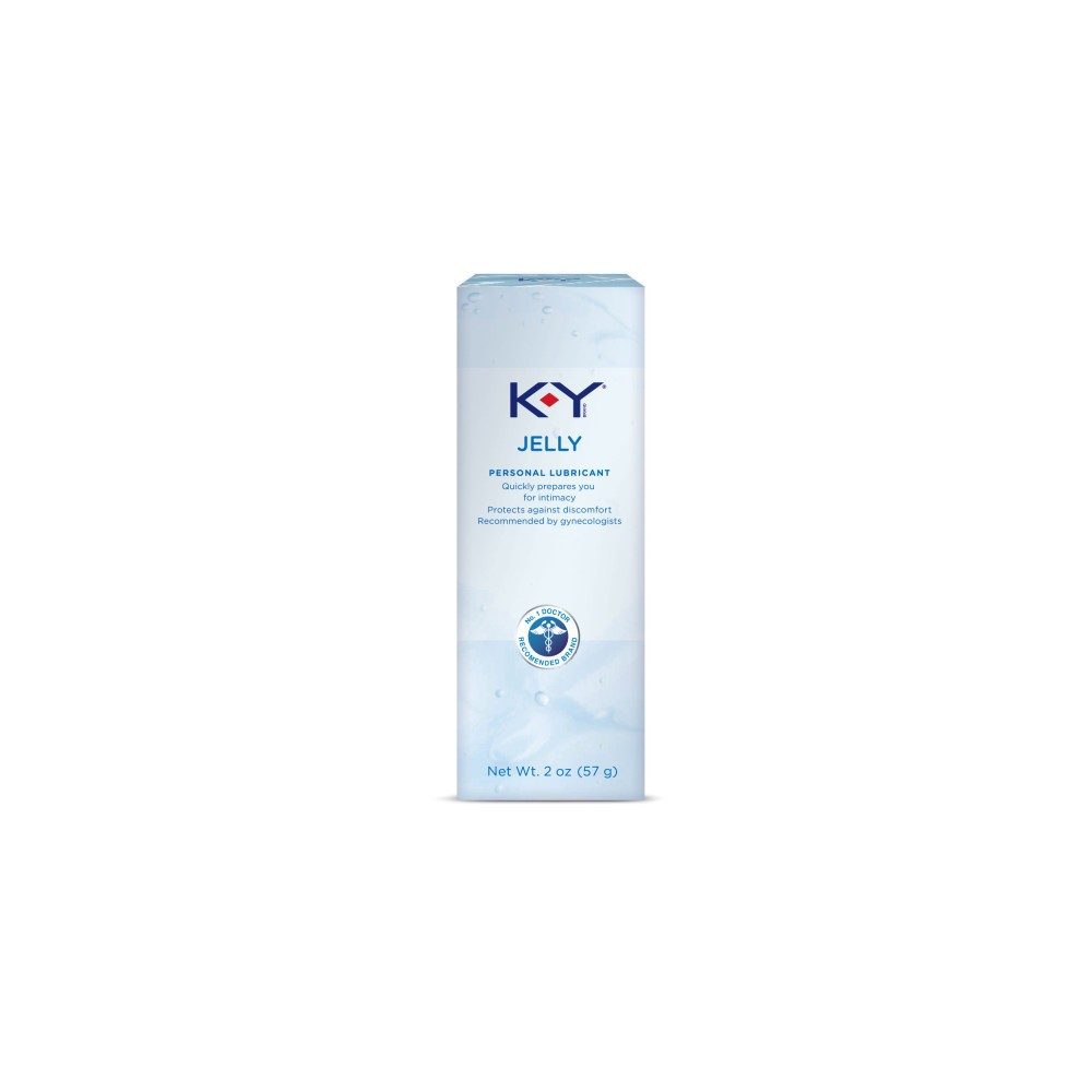 K-Y Jelly No Fragrance Added Water-Based Personal Lube - 2.0oz From the #1 Doctor recommended personal lubricant brand, K-Y Brand Ultragel personal lubricant has a unique water based liquid gel formula that quickly prepares you for sexual intimacy and eases the discomfort of private part dryness for women during sex. Do not use if quality seal on the opening of the tube is broken or missing. Size: 2.0 fl oz.
