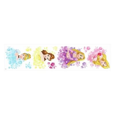 RoomMates Disney Princesses Peel and Stick Wall Decal Single Sheet
