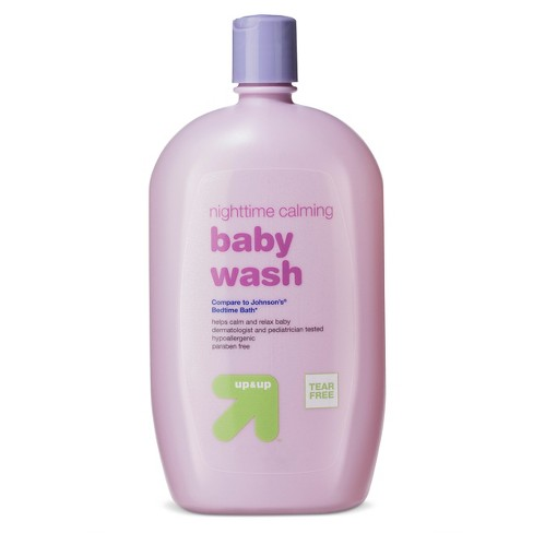 Baby Bath Nighttime (Compare to Johnson's® Bedtime Bath) - 28oz - Up&Up™ - image 1 of 1