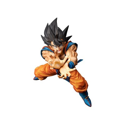 "Banpresto Dragon Ball Z Son Goku Ka-Me-Ha-Me-Ha 7"" Figure Statue"