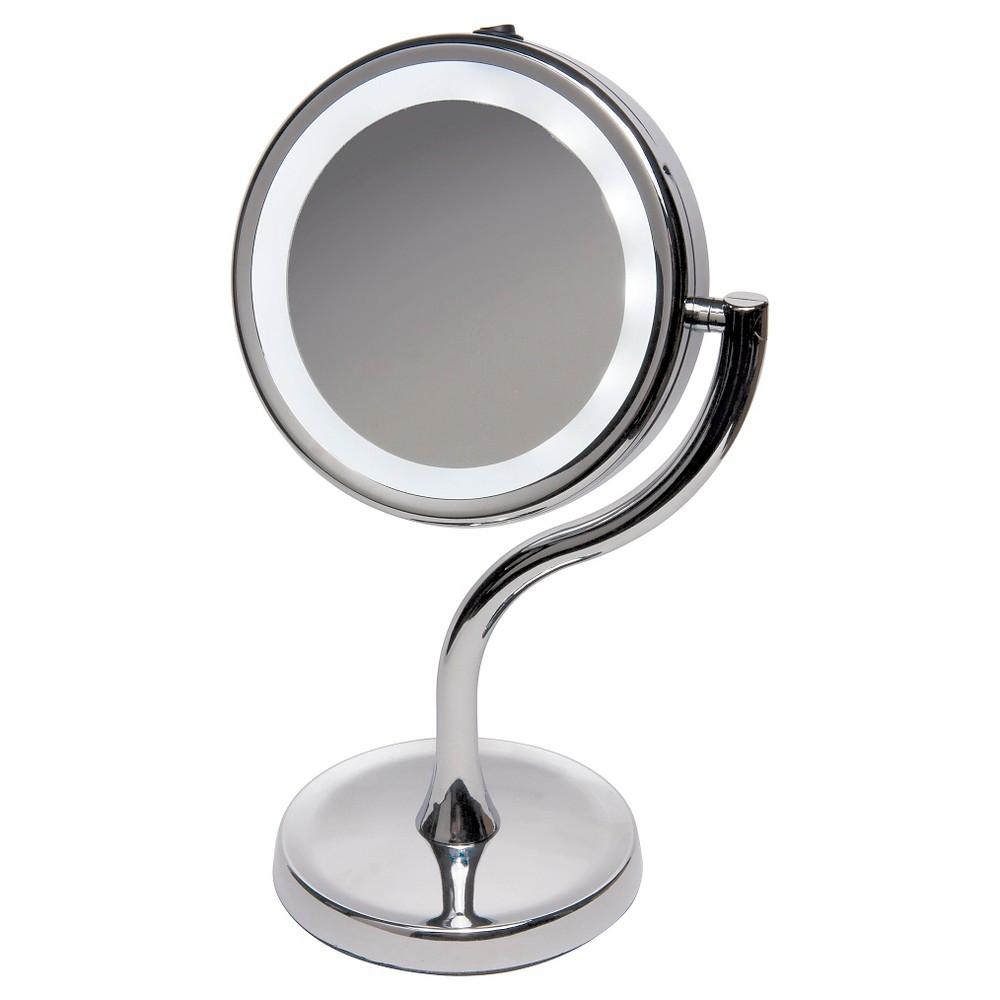 Vanity Bathroom Mirror Harry Koenig Chrome (Grey)