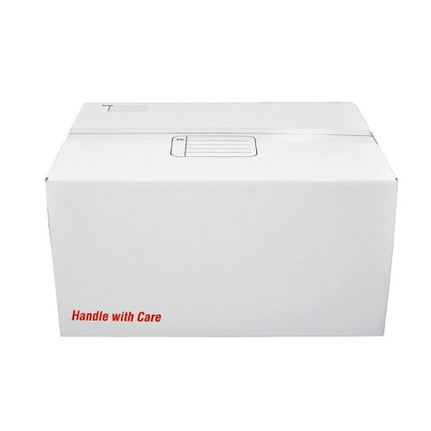 25-10 x 6 x 5 Shipping Boxes Packing Moving Storage Cartons Mailing Box