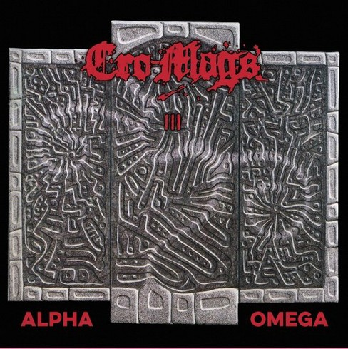 Cro-mags - Alpha omega (CD) - image 1 of 1