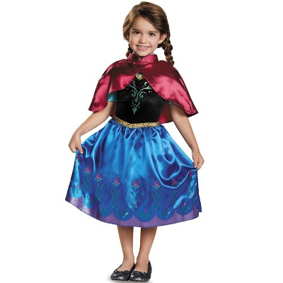 Frozen Anna Traveling Classic Toddler Costume