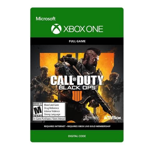 Call Of Duty Black Ops 4 Xbox One Digital Target