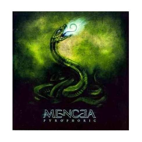 Mencea - Pyrophoric (CD) - image 1 of 1