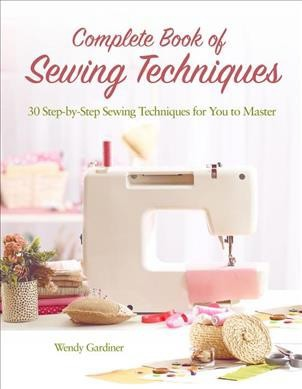 Sewing Techniques Book