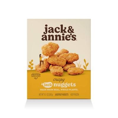 jack & annie's Frozen Chicken Nuggets - 10.1oz