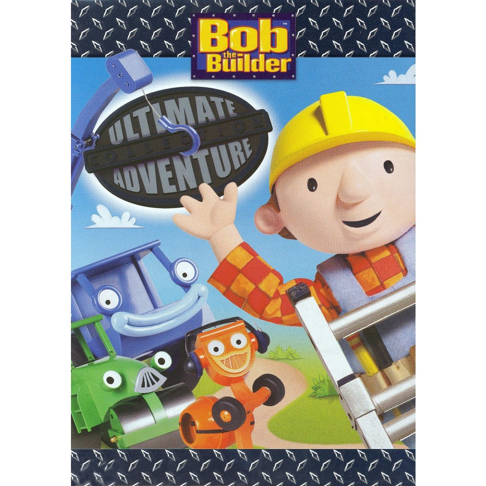 Bob the Builder: Ultimate Adventure Collection [3 Discs]